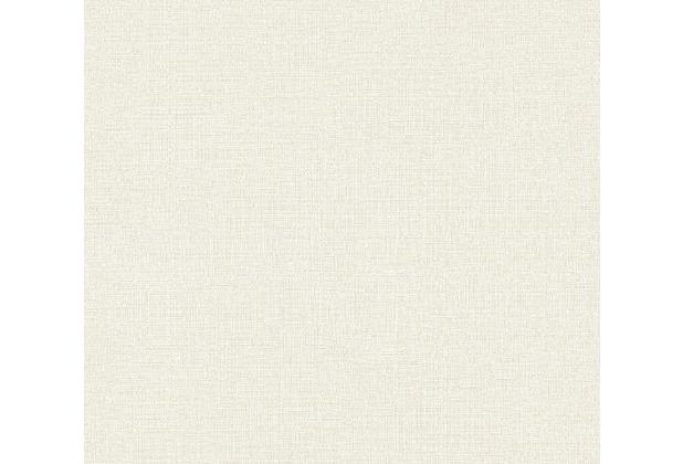 AS Création Vliestapete Character Tapete Uni beige creme 367772 10,05 m x 0,53 m