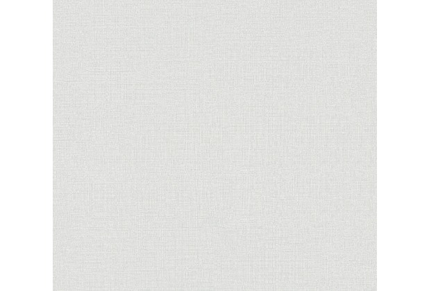 AS Création Vliestapete Character Tapete Uni grau 367775 10,05 m x 0,53 m