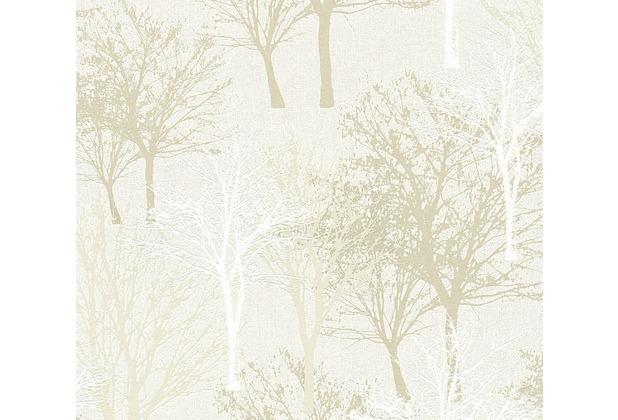 AS Création Vliestapete Elegance 5th Avenue Tapete beige braun 361471 10,05 m x 0,53 m