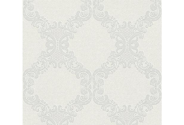 AS Création Vliestapete Elegance 5th Avenue Tapete creme grau 360901 10,05 m x 0,53 m