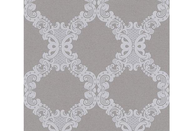 AS Création Vliestapete Elegance 5th Avenue Tapete grau 360904 10,05 m x 0,53 m