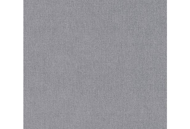 AS Création Vliestapete Elegance 5th Avenue Tapete grau schwarz 361513 10,05 m x 0,53 m