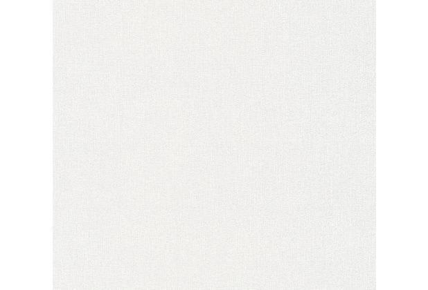 AS Création Vliestapete Elegance 5th Avenue Tapete weiß 361503 10,05 m x 0,53 m
