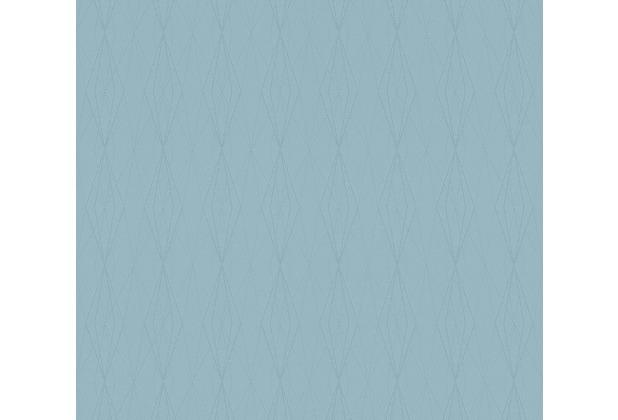 AS Création Vliestapete Emotion Graphic Tapete geometrisch grafisch blau 368792 10,05 m x 0,53 m