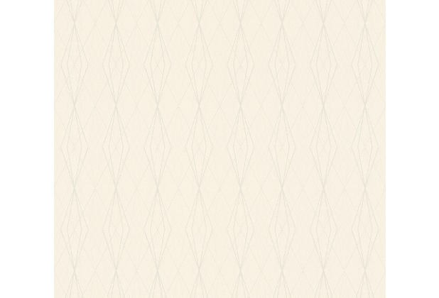 AS Création Vliestapete Emotion Graphic Tapete geometrisch grafisch creme 368797 10,05 m x 0,53 m