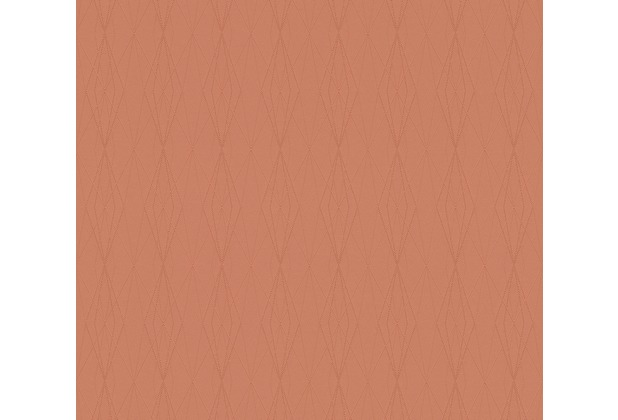 AS Création Vliestapete Emotion Graphic Tapete geometrisch grafisch orange 368794 10,05 m x 0,53 m