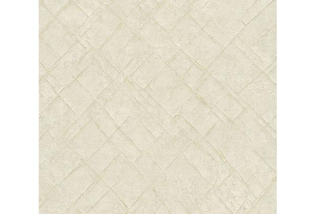 AS Création Vliestapete Emotion Graphic Tapete in Vintage Optik beige 368814 10,05 m x 0,53 m