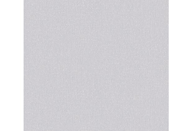 AS Création Vliestapete Emotion Graphic Tapete Uni grau 368827 10,05 m x 0,53 m