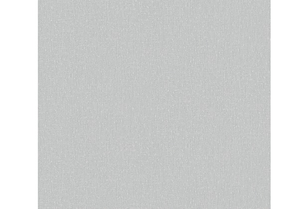 AS Création Vliestapete Emotion Graphic Tapete Uni grau 368829 10,05 m x 0,53 m