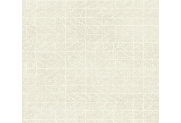 AS Création Vliestapete Ethnic Origin Tapete geometrisch grafisch beige 371742 10,05 m x 0,53 m
