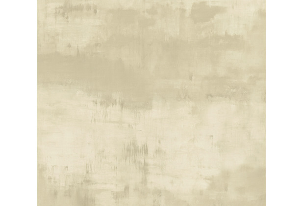AS Création Vliestapete Exotic Life Tapete Uni beige braun 372783 10,05 m x 0,53 m
