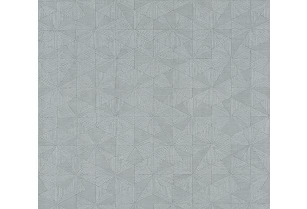 AS Création Vliestapete Four Seasons Tapete metallic grau 358953 10,05 m x 0,53 m