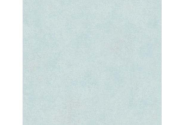 AS Création Vliestapete History of Art Unitapete blau weiß 376541 10,05 m x 0,53 m