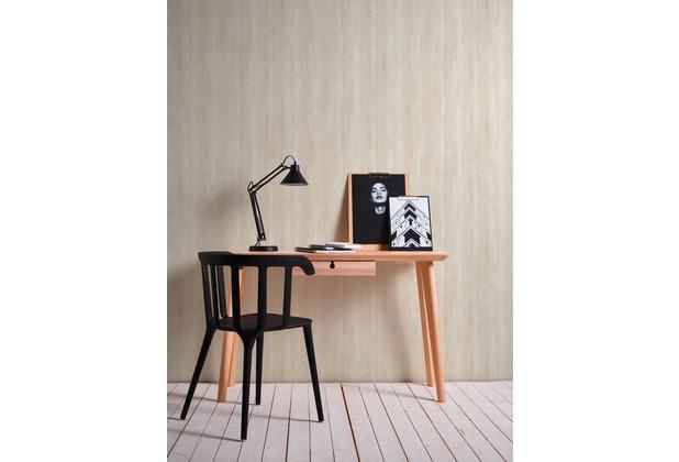 AS Création Vliestapete Il Decoro Tapete in Vintage Optik beige creme metallic 10,05 m x 0,53 m