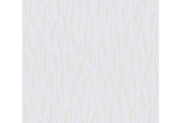 AS Création Vliestapete Jubelwände Tapete grau metallic 358612 10,05 m x 0,53 m