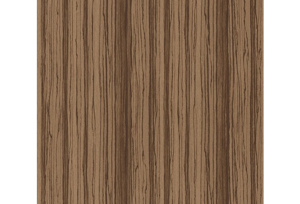 AS Création Vliestapete Materials Tapete braun 363333 10,05 m x 0,53 m