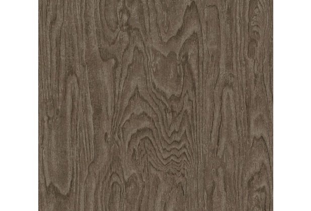AS Création Vliestapete Materials Tapete in Holz Optik braun 363324 10,05 m x 0,53 m
