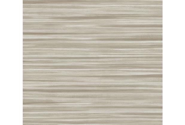 AS Création Vliestapete Materials Tapete metallic beige creme 363313 10,05 m x 0,53 m