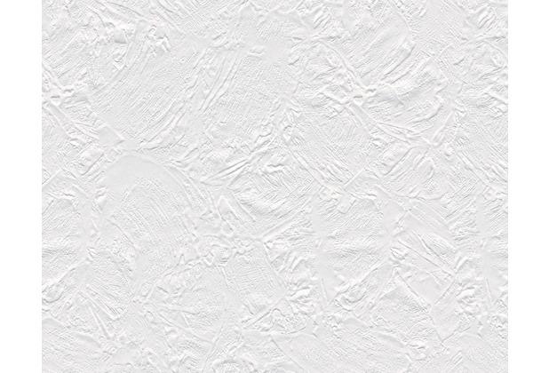 AS Création Vliestapete Meistervlies 4 Creativ, weiß, überstreichbar 141415