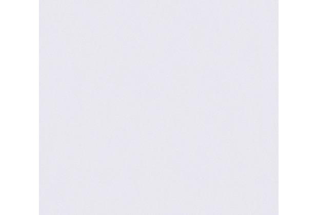 AS Création Vliestapete mit Glitter Trendwall Tapete Uni grau metallic 369604 10,05 m x 0,53 m