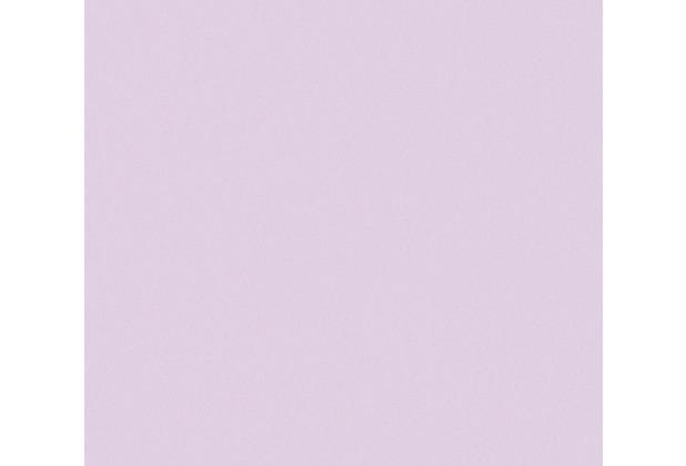 AS Création Vliestapete mit Glitter Trendwall Tapete Uni metallic lila 369642 10,05 m x 0,53 m