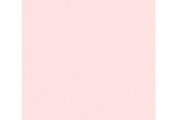 AS Création Vliestapete mit Glitter Trendwall Tapete Uni metallic rosa 369024 10,05 m x 0,53 m