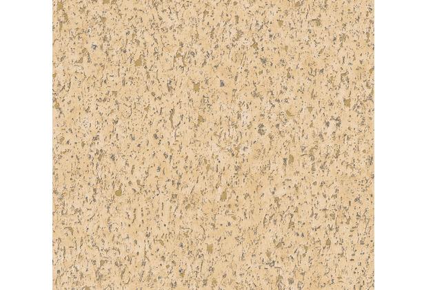 AS Création Vliestapete Neue Bude 2.0 Edition 2 Used Glam beige metallic grau 373897 10,05 m x 0,53 m