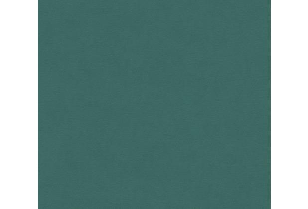 AS Création Vliestapete Pop Style Unitapete grün 375087 10,05 m x 0,53 m
