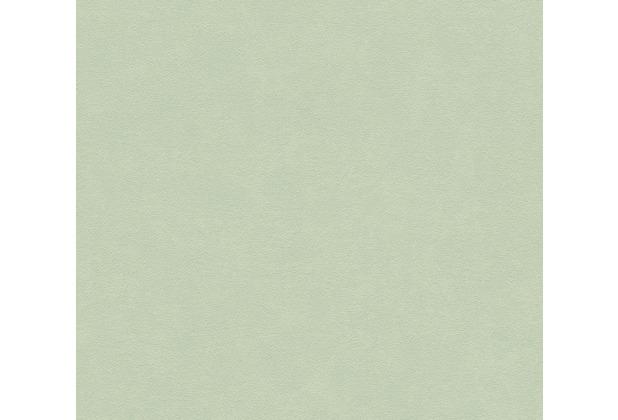 AS Création Vliestapete Pop Style Unitapete grün 375094 10,05 m x 0,53 m