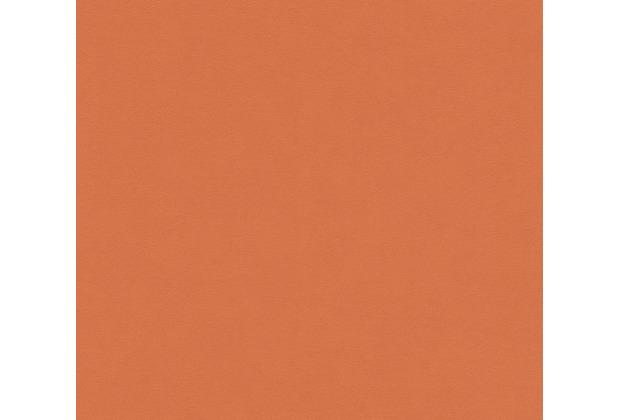 AS Création Vliestapete Pop Style Unitapete orange 375063 10,05 m x 0,53 m