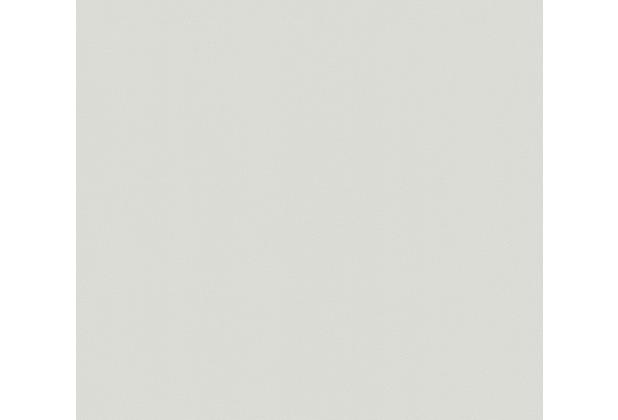 AS Création Vliestapete Scandinavian 2 Tapete Uni grau 367921 10,05 m x 0,53 m