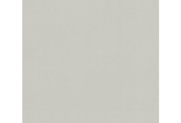 AS Création Vliestapete Scandinavian 2 Tapete Uni grau beige 367252 10,05 m x 0,53 m