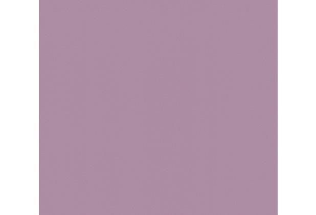 AS Création Vliestapete Scandinavian 2 Tapete Uni lila 367907 10,05 m x 0,53 m