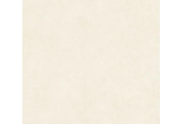 AS Création Vliestapete Sumatra Tapete Uni beige creme 373706 10,05 m x 0,53 m
