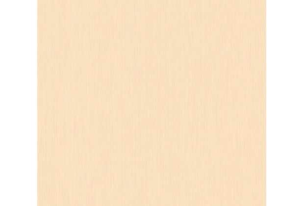 AS Création Vliestapete Sumatra Tapete Uni orange 373751 10,05 m x 0,53 m