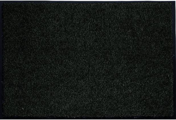 Astra Türmatte Diamant Colour 44 schwarz 80 x 120 cm