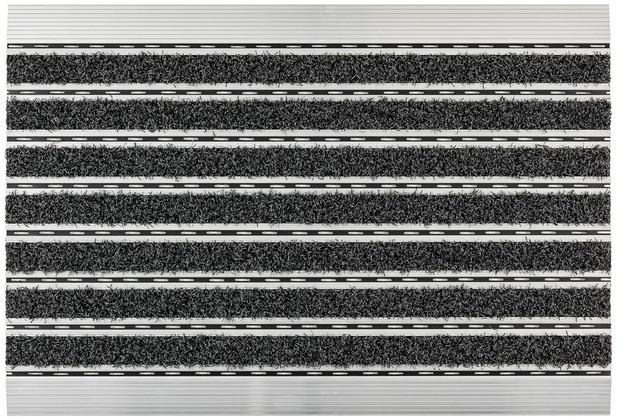 Astra Fußmatte Elegant Mat Scraper anthr. 40x60