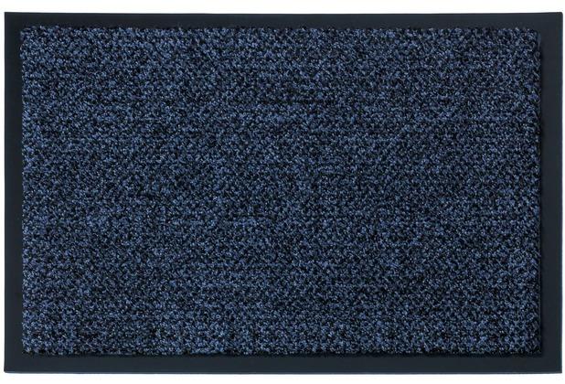 Astra Fußmatte Graphit blau 60x90