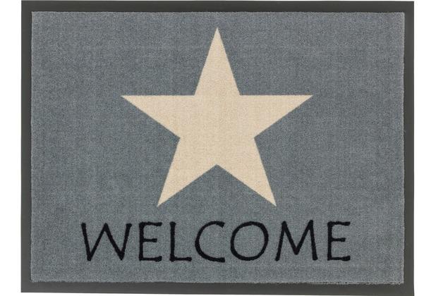Astra Fußmatte Homelike Stern Welcome gr 50x70