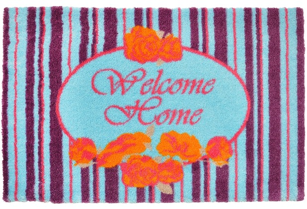 Astra Fussmatte LifeStyle-Mat Welcome Home 40x60