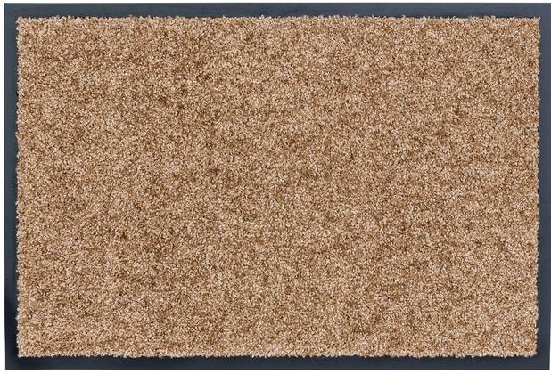 Astra Fussmatte Proper Tex sand 60 cm x 90 cm
