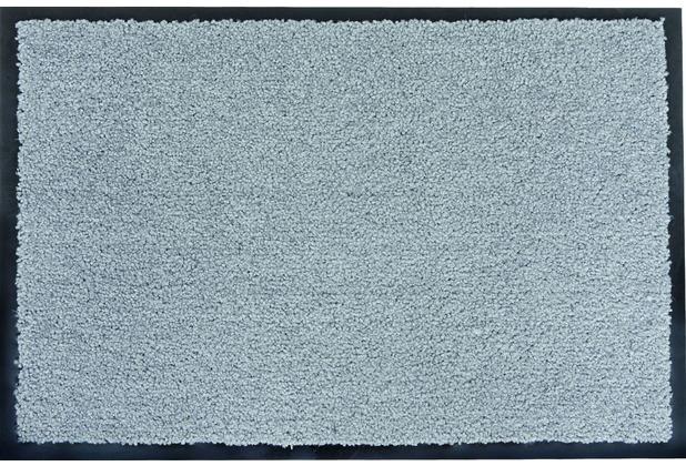 Astra Fußmatte Tex Uni grau 40 cm x 60 cm