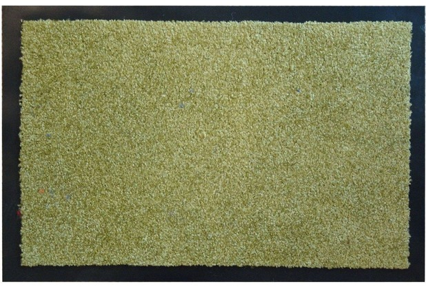 Astra Fußmatte Tex Uni grün 40 cm x 60 cm