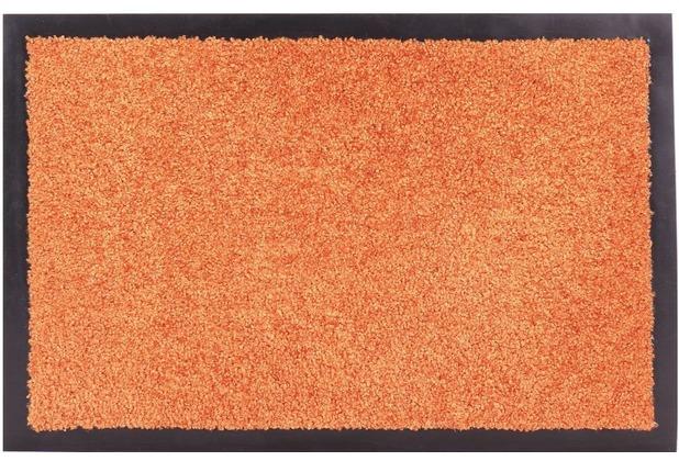 Astra Fußmatte Tex Uni orange 40 cm x 60 cm
