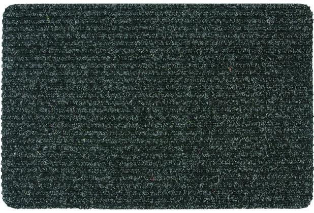 Astra Rib Line Sprint schwarz 50 x 80 cm
