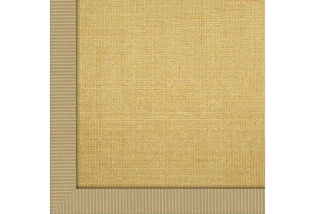 Astra Sisalteppich Salvador chablis mit Astracare 200 cm x 200 cm