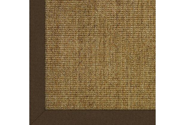 Astra Sisalteppich Salvador kork mit Astracare 200 cm x 200 cm