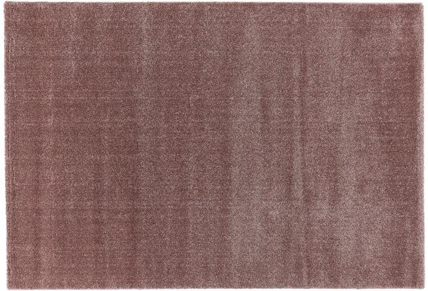 Astra Savona Design 180 Farbe 017 aubergine 200 x 290 cm