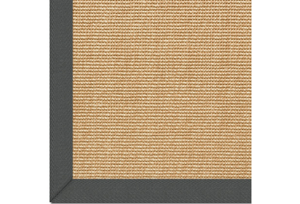 Astra Sisal-Teppich, Salvador, Col. 65 sand, mit Astracare Wunschmaß