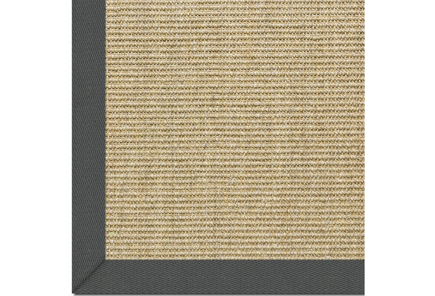 Astra Sisalteppich, Manaus mit ASTRAcare Fleckenschutz, Col. 62 natur 140 cm x 200 cm